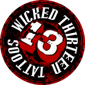 Wicked 13 Tattoos & Piercings