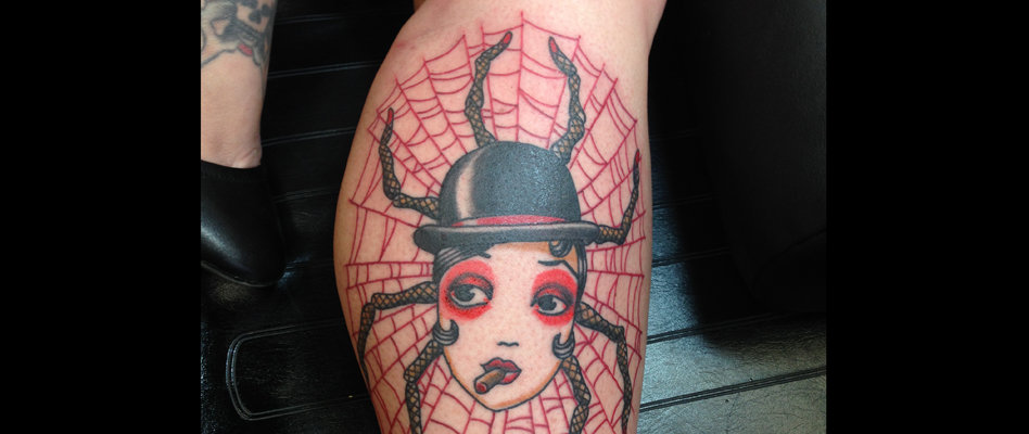 Tatoo art from Wicked 13 Tatoos